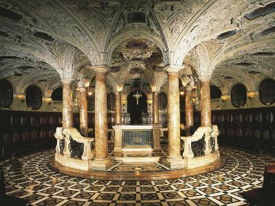 Italy, Milan Cathedral, Circular Crypt--Giclee Print