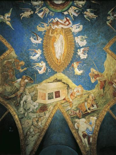 Italy, Milan, Sforza Castle, Ducal Chapel, the Risen Christ, 1473--Giclee Print