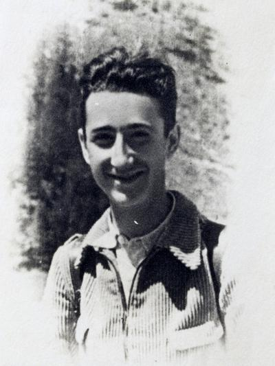 Italy, Partisan Franco Francon--Giclee Print