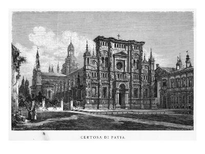 Italy Pavia--Giclee Print
