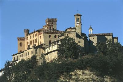 Italy, Piedmont, Castello Falletti Barolo Regional Wine Cellar and Ethnographical and Wine Museum--Giclee Print