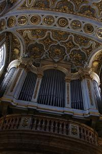Italy, Rome, Church of St Louis of the French. Organ Merklin, 1880