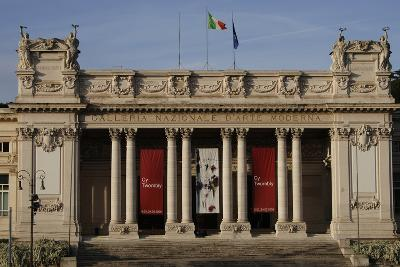 Italy, Rome, National Gallery of Modern Age, Exterior--Photographic Print