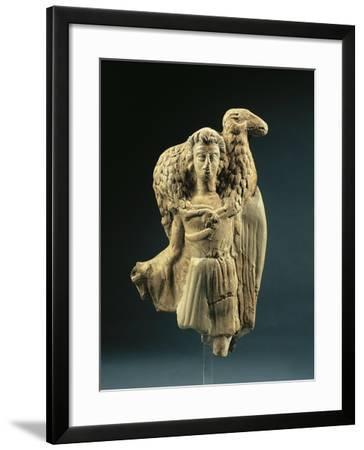 Italy, Sicily, Gela, Hermes Crioforo--Framed Giclee Print