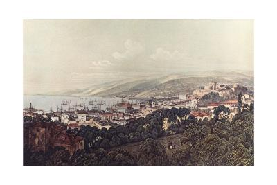 Italy, Trieste 1840--Giclee Print