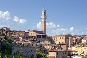 Italy, Tuscany, Siena - the Old Town