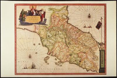 Italy, Vatican Church State, Tuscany, Elba Island, and Marche Region-Fototeca Gilardi-Photographic Print