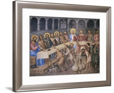 Italy, Veneto Region, Padua, Padua Cathedral, Baptistry, Stories of the New Testament--Framed Giclee Print