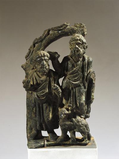 Italy, Veneto, Verona, Votive Statuette from the Necropolis, Bronze--Giclee Print
