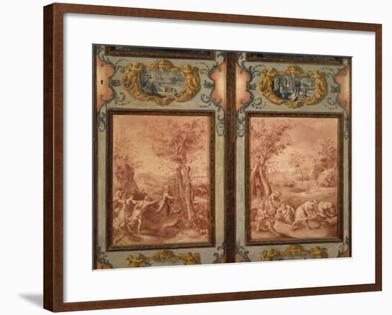 Italy, Venice, Ca' Rezzonico--Framed Giclee Print