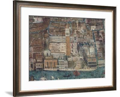Italy, Venice, Piazza San Marco--Framed Giclee Print