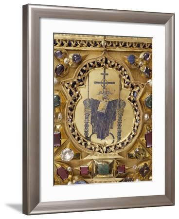 Italy, Venice, St Mark's Basilica, Treasury, Pala D'Oro--Framed Giclee Print