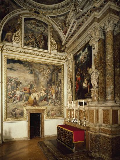 Italy-Guglielmo Caccia-Giclee Print