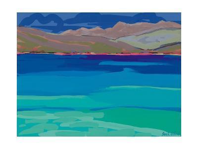 Iteas Bay, 2010-Sarah Gillard-Giclee Print