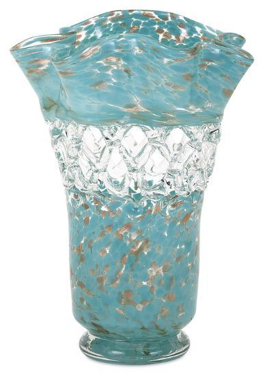 Ithaca Web Glass Vase--Home Accessories