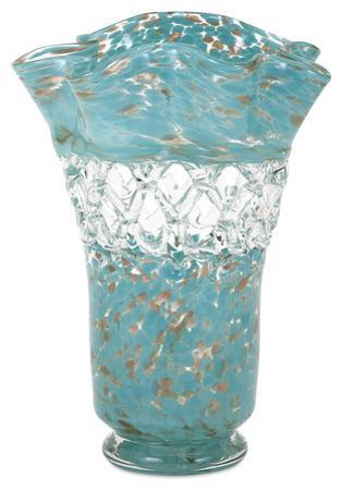 Ithaca Web Glass Vase
