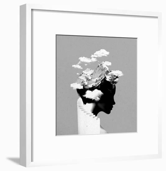 Its a Cloudy Day-Robert Farkas-Framed Art Print