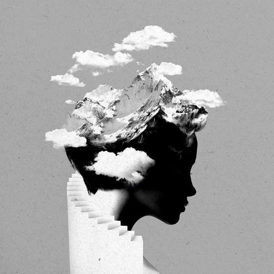 Its a Cloudy Day-Robert Farkas-Giclee Print