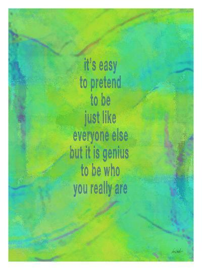 Its Easy To Pretend-Lisa Weedn-Giclee Print