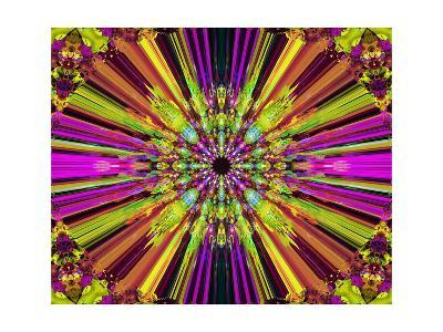 Its Up To You Now-Alaya Gadeh-Art Print