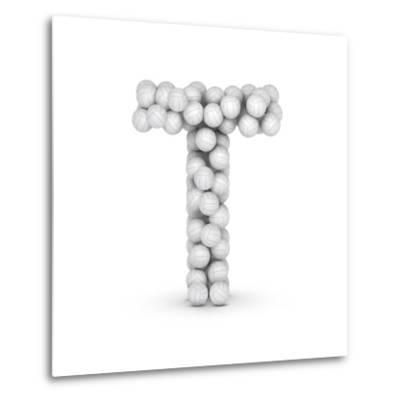 Letter T, From Voleyballs