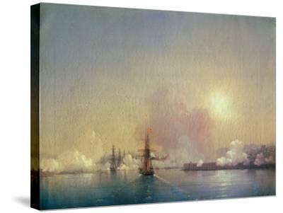 Arrival Into Sebastopol Bay, 1852