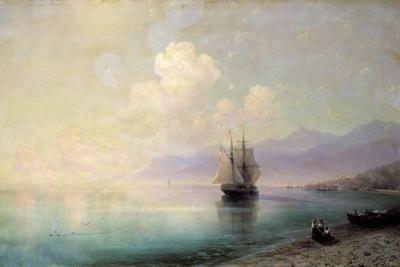 Bordighera by Ivan Konstantinovich Aivazovsky
