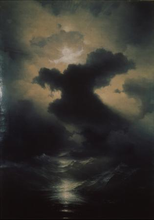 Chaos, the Creation, 1841 by Ivan Konstantinovich Aivazovsky