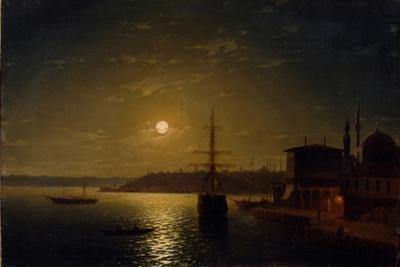 Golden Horn. Turkey, after 1845 by Ivan Konstantinovich Aivazovsky