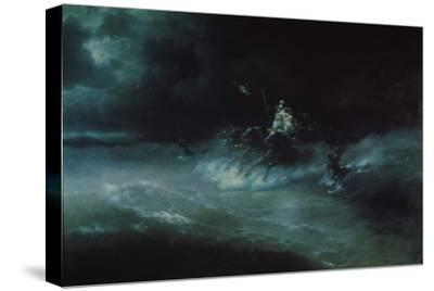 Poseidon's Travel over the Sea, 1894