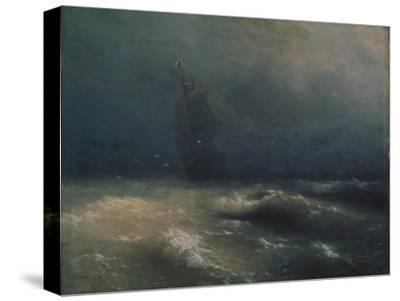 Storm at the Seashore by Nice, 1885