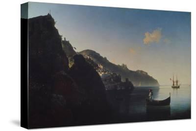 The Coast Near Amalfi, 1841