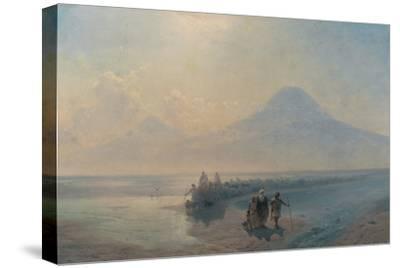 The Descent of Noah from Mount Ararat