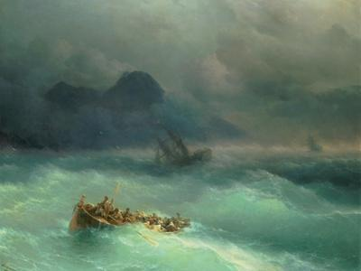 The Shipwreck, 1873