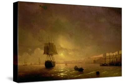 View of Odessa by Moonlight, 1846