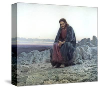 Christ in the Wilderness, 1873 by Ivan Nikolaevich Kramskoy
