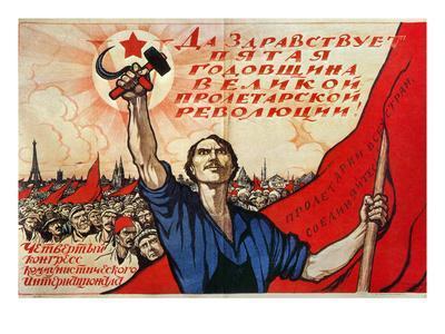 Russian Revolution, 1922