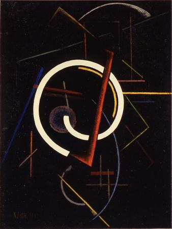 Linear Structure, 1922