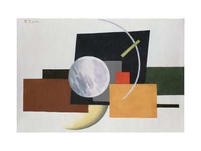 Suprematist Composition Nr. 6, 1921