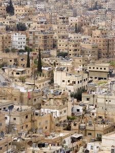 Amman, Jordan by Ivan Vdovin