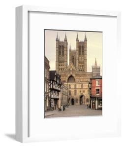 Castle Square, Lincoln Cathedral, Lincoln, Lincolnshire, England, UK by Ivan Vdovin