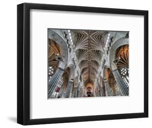 Exeter Cathedral, Exeter, Devon, UK by Ivan Vdovin
