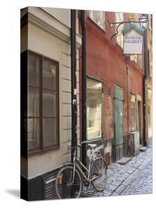 Gamla Stan, Stockholm, Sweden by Ivan Vdovin