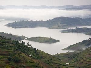 Lake Mburo National Park, Uganda, Africa by Ivan Vdovin