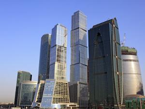 Moscow International Business Center (Moscow-City), Moscow, Russia by Ivan Vdovin