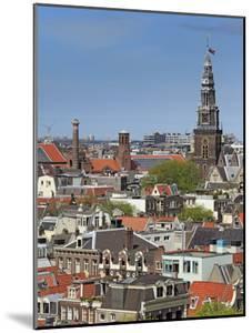 Oude Kerk (Old Church), Amsterdam, Netherlands by Ivan Vdovin