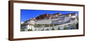 Potala Palace, Lhasa, Tibet, China by Ivan Vdovin