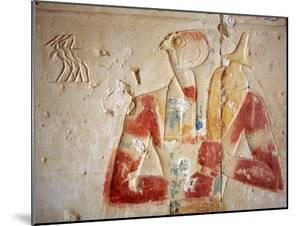 Ramesses Ii Temple (13th Century BC), Abydos, Egypt by Ivan Vdovin