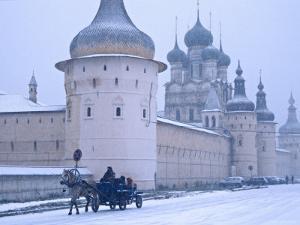 Rostov Kremlin, Rostov, Yaroslavl Region, Golden Ring, Russia by Ivan Vdovin