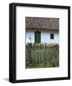 Traditional Village House, Subbotov, Cherkasy Oblast, Ukraine by Ivan Vdovin